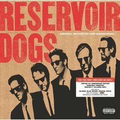 Reservoir Dogs - 20th Anniversary Edition Виниловая пластинка