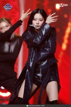 Kim Min Ji, Jiu Dreamcatcher, Red Queen, Pink Princess, Kpop, K Idols, Pop Group, Dream Catcher, Dancer