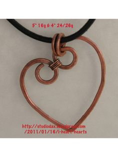 A simple heart Necklace