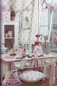 """Rag doll - Comfort in Swedish. The interiors in the style of """"tilde""""))"""