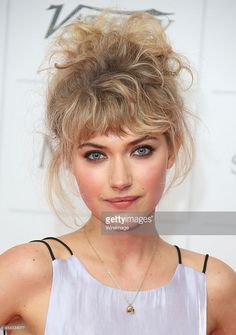 Imogen Poots attends the Moet British Independent Film Awards at Old Billingsgate Market on December 8, 2013 in London, England.