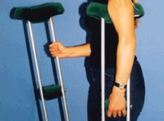 Crutch Pads (pair) Full Size Photo, Wound Care, Crutches, Natural Healing, How To Remove, Medical, Pairs, Crutch, Medicine
