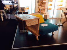 Well-balance Work Furniture | Yanko Design
