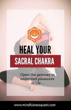 Balancing the sacral chakra allows you to experience unlimited pleasures of life. It helps you to regulate your emotions and experience true intimacy in relationships. Learn how you can heal your sacral chakra. Mindfullness Meditation, Chakra Meditation, Daily Meditation, Feelings And Emotions, True Feelings, Sacral Chakra Healing, Chakra System, Power Of Now, Live Your Truth