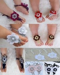 I think you'll like ZINXIN Newborn Lovely Handmade Knit Crochet Shoes Baby Infant Unisex Booties Socks Summer Sandals. Add it to your wishlist!  http://www.wish.com/c/5420f3747541ce1c01725e2b