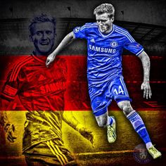 Andre Schürrle ~ Chelsea FC #14 & Germany