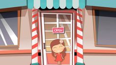 Teaser   Cheek Apple Clara   Episode 1   A Story in a Candy Store