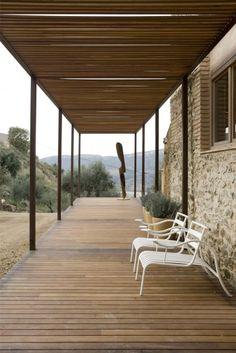 MINIM studio, Housing and winery in the Priorat Region, Spain