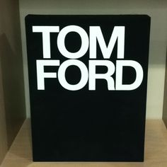 Tom Ford - epic photo book!