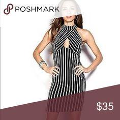 Black and white Black and white stripped cute dress. Dresses Mini