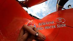 Bešeňová Red Water Slide (Matslide) 360° VR POV Onride Red Water, Water Slides, Vr, Youtube, Youtubers, Youtube Movies