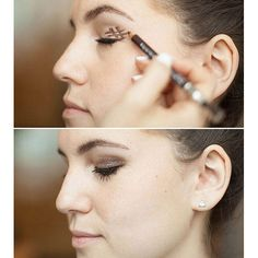 16 Makeup Tricks Every Woman Should Know. To create a super-easy smoky eye, draw a hashtag symbol right before the outer corner of your eye and then blend it out with the smudger at the other end of your eye liner.