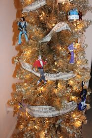 The Elvis Presley Christmas Tree
