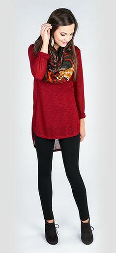 Focus On Fashion - Get Cozy! www.eclipsestores.com