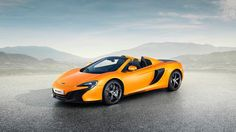 View McLaren Spider Unveiled in Geneva! Fresh Nose Job, Minus Its Head Geneva Auto Show] Photos from Car and Driver. Find high-resolution car images in our photo-gallery archive. Maserati, Ferrari, 2015 Mclaren 650s, Slr Mclaren, Mclaren Cars, Audi, Bmw, Royce, Geneva