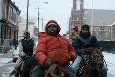 Friday Standing Ovation: The Fletcher Street Urban Riding Club « HORSE NATION