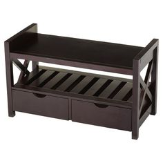 Andover Mills Cyril Storage Entryway Bench & Reviews | Wayfair
