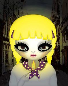 Mari Kim - Shine Artists London