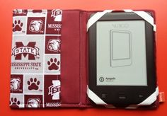 Funda e-reader en tela
