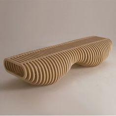Carl Fredrik Svenstedt Infinity Bench
