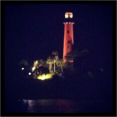 Jupiter Lighthouse - Fl