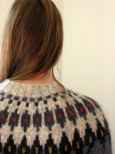 Ravelry: Project Gallery for Astrid pattern by Astrid Ellingsen.