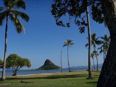 Chinaman's Hat, Oahu
