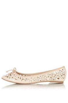 Mallika Lasercut Ballerinas - pisos - Zapatos