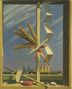 Pierre Roy (French, Country Fair Date: c. 1930 Medium: Oil on canvas Dimensions: 16 x x 33 cm), one of my prefered surrealist painter, saw at Musee des Beuax-Arts Nantes 1994 Country Fair, Museum Of Modern Art, Art Museum, Pierre Roy, Moma Collection, Surreal Art, All Art, Oil On Canvas, Contemporary Art