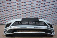 Bara fata model crom completa VW Touareg (7P) facelift 2015-2018