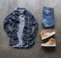 Stitch Fix Men!! Ladies sign up for the men in your life! Stylish Men's Outfits…
