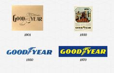 50. Goodyear - The 50 Most Iconic Brand Logos of All Time   Complex