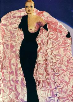 Thierry Mugler Haute Couture | Thierry Mugler Haute Couture….