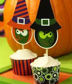 EFFRAYÉ parti citrouille Halloween imprimable par CelebrationShoppe
