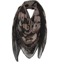 Scull scarf | Vivikes | Norway