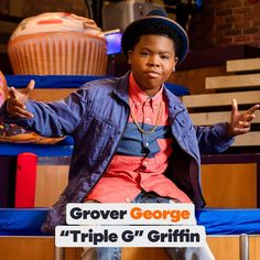 Triple G, Nickelodeon Shows, Photo And Video, Instagram, Videos, Photos, Style, Fashion, Swag