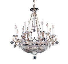 see details here:Savoy House Art Nouveau 16 Light Bohemian Crystal Chandelier