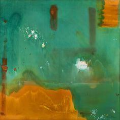 Helen Frankenthaler, 'Upon The Green,' 1982, Oil on canvas, 86 × 86 in