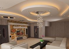 4 Whole Tricks: False Ceiling Home Dining Rooms false ceiling living room stairs.False Ceiling Living Room Luxury false ceiling design for bedroom.False Ceiling Design For Kids. House Ceiling Design, Ceiling Design Living Room, Bedroom False Ceiling Design, False Ceiling Living Room, Home Ceiling, Ceiling Plan, Living Room Interior, Interior Design Living Room, Living Room Designs