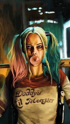 Check Out New Suicide Squad Wallpapers