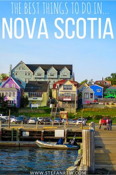 Planning a trip to the Maritimes? This post is all about the BEST things to do in Nova Scotia so you can make the most of your time visiting! Nova Scotia Travel, Visit Nova Scotia, East Coast Travel, East Coast Road Trip, Alberta Canada, Ottawa, Best Places To Travel, Places To Go, Ontario