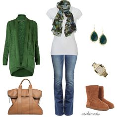 The Last Cold Day of Winter by archimedes16 on Polyvore