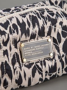 MARC BY MARC JACOBS - Small Cosmetic Bag