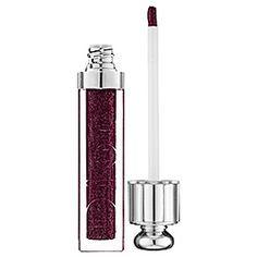 Dior - Dior Addict Ultra Gloss  #sephora [Black Tie Plum]