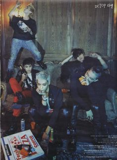 Uploaded by happinessisbook. Find images and videos about big bang and bigbang on We Heart It - the app to get lost in what you love. Daesung, Gd Bigbang, Bigbang G Dragon, Bigbang Logo, Bigbang Members, Choi Seung Hyun, Rapper, Girls Generation, Big Bang Kpop