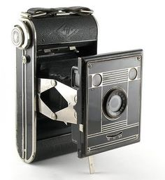 """I own one in my collection of """"Cameras with Faces"""""""