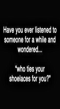 ever wondered?