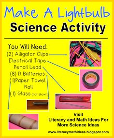 Science Ideas:  Great for The Next Generation Science Standards