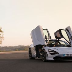 Building the McLaren 720S Super Series