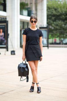 Girl on the Street: New York Fashion Week// Amanda Weiner
